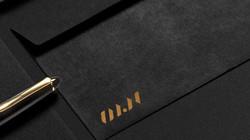 iaan brand identity stationery design en