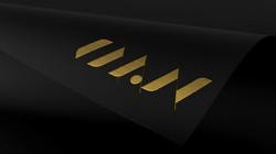 iaan brand identity stationery design lo