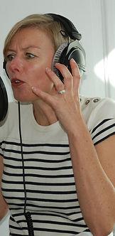 Voice over Fleurine