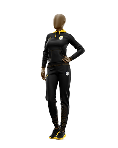 Impano ProW Track Suit Black