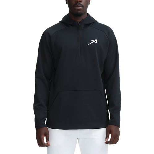 Pro Gym Pullover Hoodie -Black