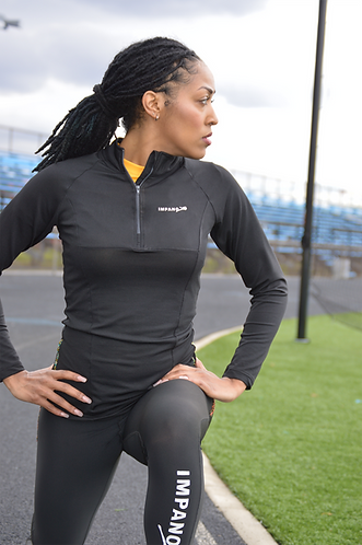 Fitted Pro Pullover