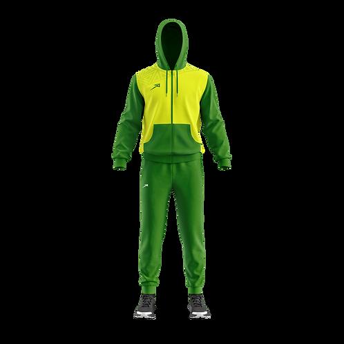 Impano Pro Track Suit -Green