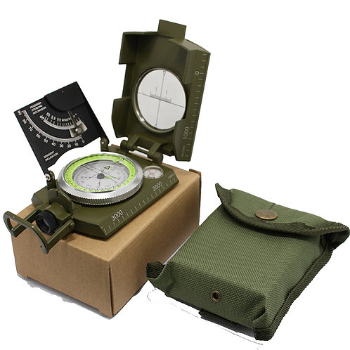 Water Survival Military Compass