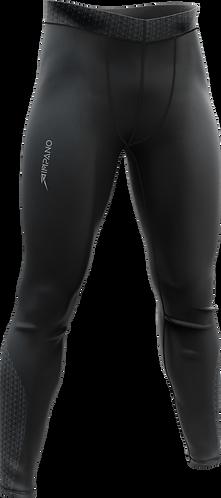 Mens Sports Tights - Black