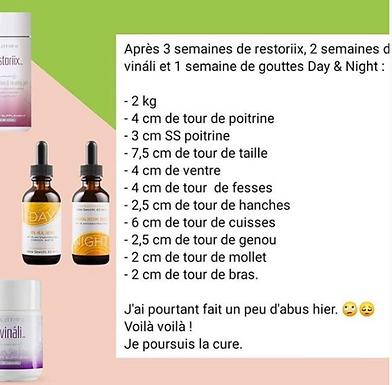 @Sandrine Jacquerot Garnache: CURE DETOX