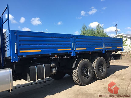 Платформа КамАЗ 53215