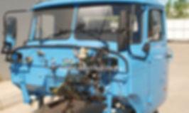 ремонт кабины Урал