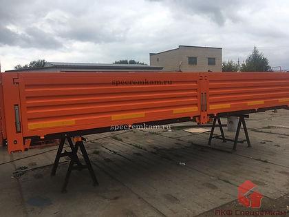 Купить платформу КамАЗ 53215, 65117, а так же спецплатформу для автомобиля КамАЗ