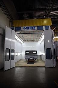 капитальный ремонт кабины камаз