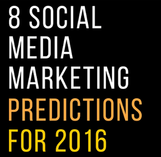 8 Social Media Marketing Predictions For 2016