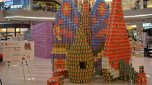 Congratulations to Kodet Architectural Group - a Canstruction award winner for the 2016 Internationa