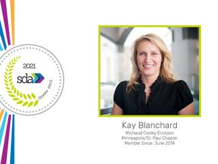 Kay Blanchard 2021 Star Award Winner