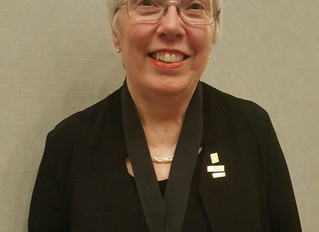 Congratulations to Janet Bucholdt for receiving the Lifetime Achievement Award