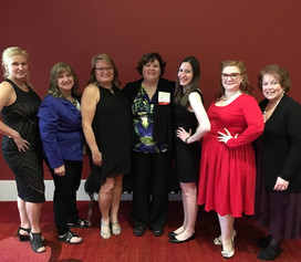 Mpls St Paul Chapter at the Banquet