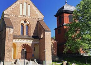 Musik i Skoklosters kyrka - sommaren 2020