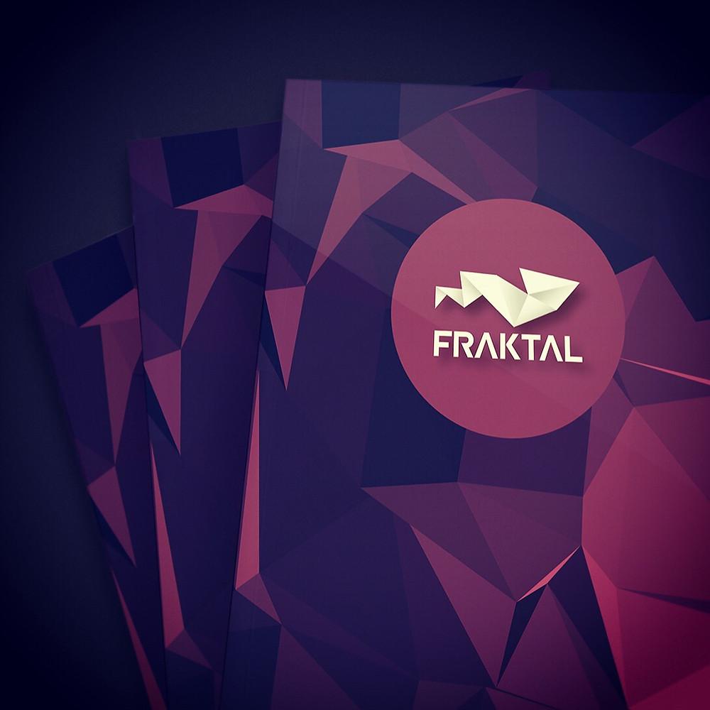 FRAKTAL (logotyp, branding)