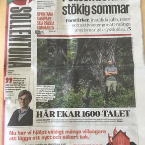 Annons för Villatakexperten i Mitti Sollentuna/Järfälla