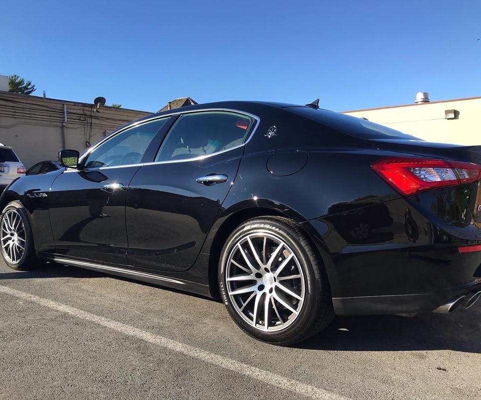 Maserati Ghibli 2