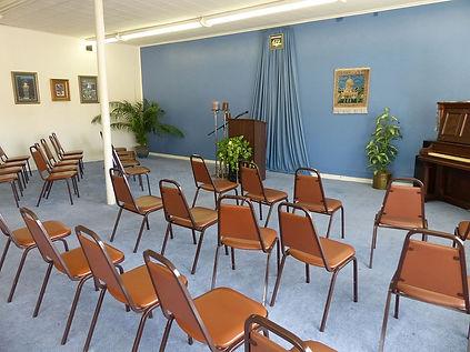 Waco Bahá'í Center Worship and Prayer Area