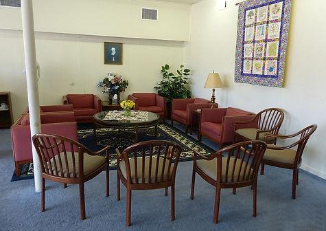 Waco Bahá'í Center Devotions Area