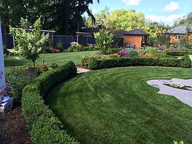 Landscape Yard Maintenance