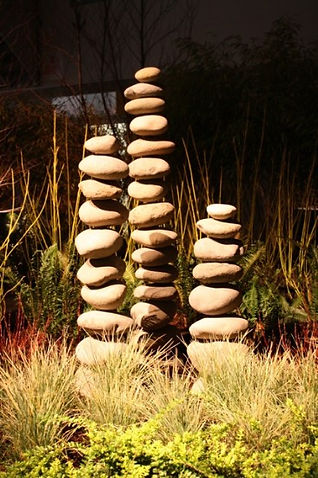 Stacked Tower of Rocks