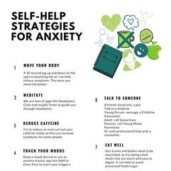 Resource Sheet: Anxiety
