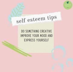 IG tips series: self esteem
