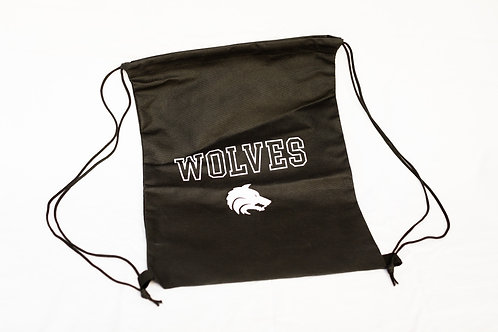Wolves Drawstring Bag