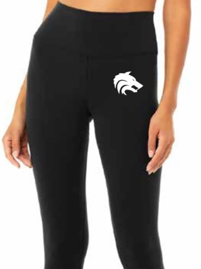 WOLVES leggings