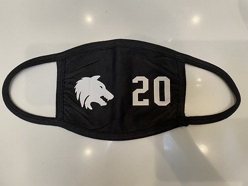 Personalized Number Masks