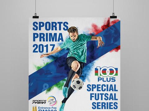 Sport Prima Event Poster