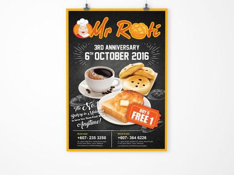 Mr Roti Poster