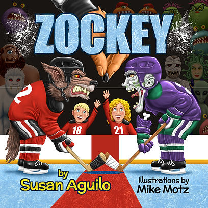 Zockey | International Monster Hockey League