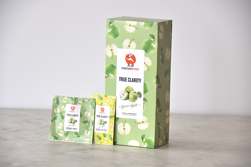 True Clarity Daily Supplement - Green Apple