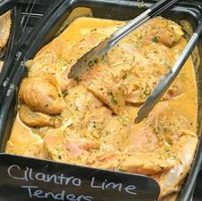 Cilantro Lime  Chicken Tenders