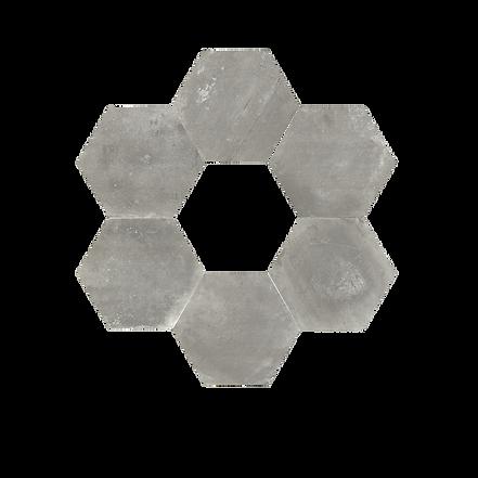Hexagon Grigio