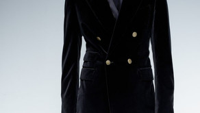 Tom Ford is ready to suit up!