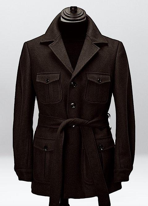 Flannel Safari Jacket