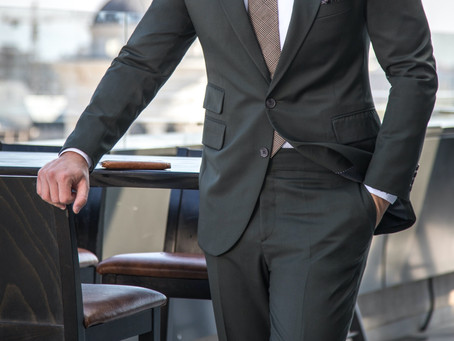 Reasons Why You Need A Custom Suit