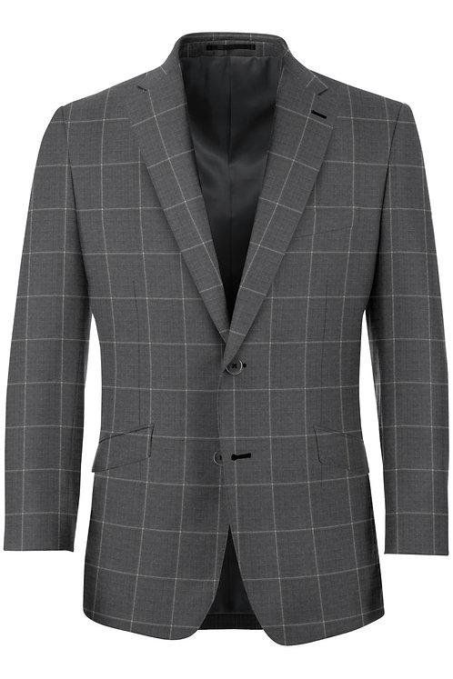 Lt Gray Window Pane suit
