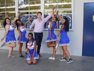 Crawford Cheerleaders