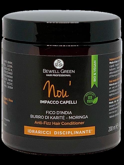 NOU'- Disciplining Nourishing Hair Mask  200ml  (BeWell)