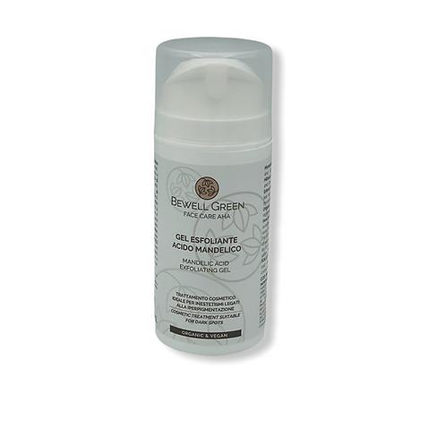 Gel esfoliante de ácido mandélico 100 ml - manchas e despigmentação (BeWell)