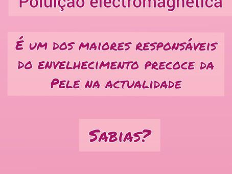 Poluição electromagnética