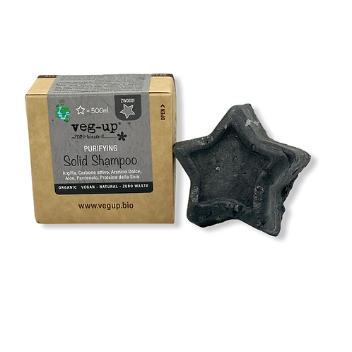 Shampoo Sólido Purifying 55gr (Veg-Up)