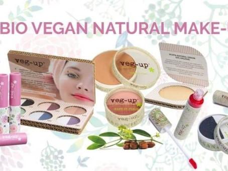 Porque escolhemos Vegup e Bewell - Cosmética Biológica, Vegan e Natural