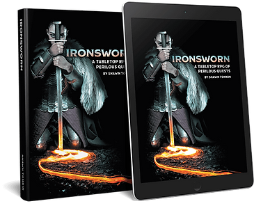 Ironsworn Digital and Print