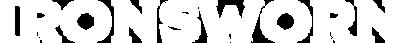Ironsworn Logo